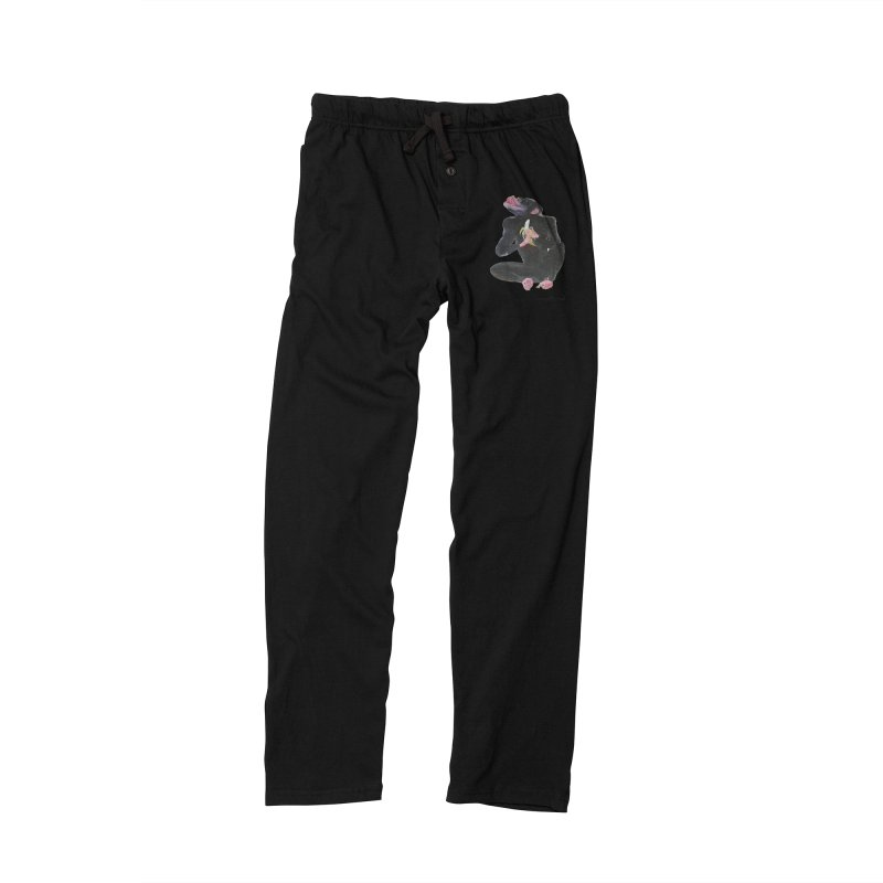 Bananas monkey Women's Lounge Pants by diegomanuel's Artist Shop