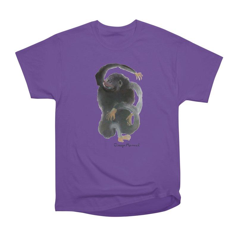 Gorilla 2 Women's T-Shirt by Diego Manuel Rodriguez Artist Shop