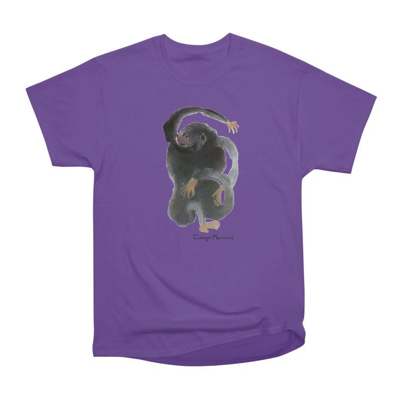 Gorilla 2 Women's Heavyweight Unisex T-Shirt by diegomanuel's Artist Shop