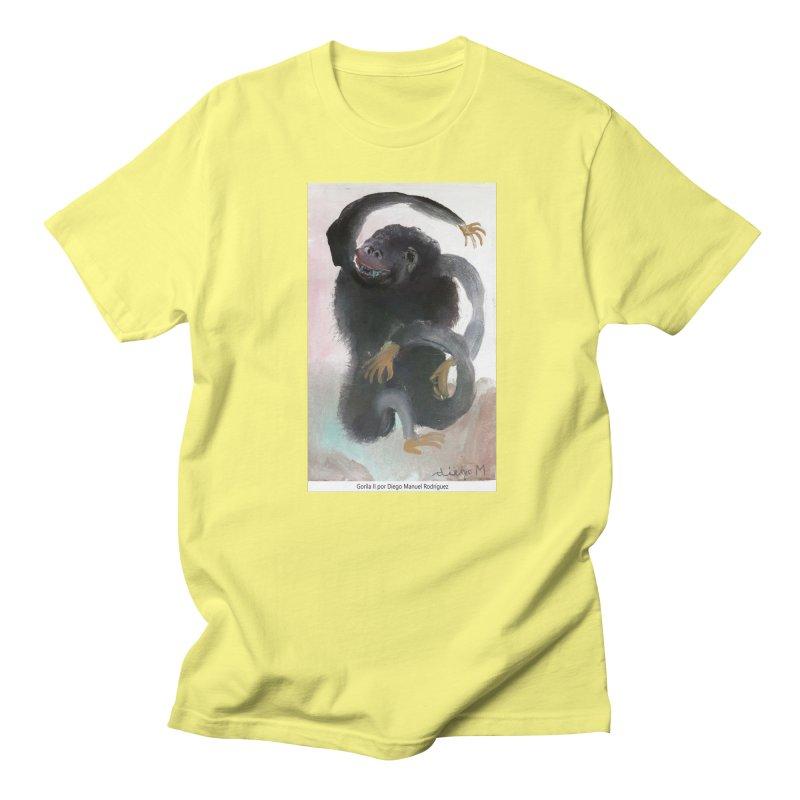 Gorilla 2 Women's Unisex T-Shirt by diegomanuel's Artist Shop