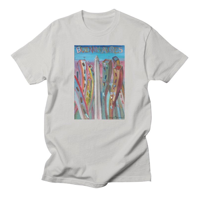 Buenos Aires goal! Women's Regular Unisex T-Shirt by diegomanuel's Artist Shop