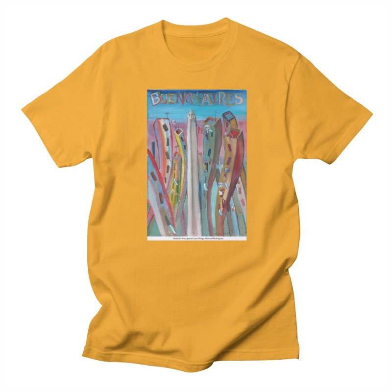 Buenos Aires goool! Women's Unisex T-Shirt by diegomanuel's Artist Shop