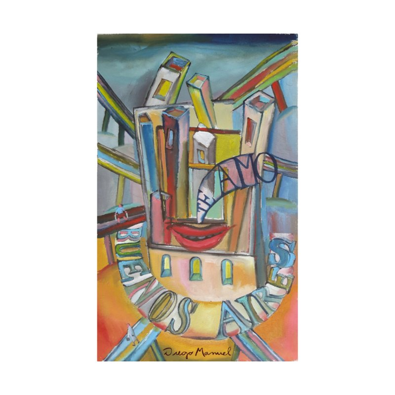 I love you Buenos Aires Home Fine Art Print by Diego Manuel Rodriguez Artist Shop
