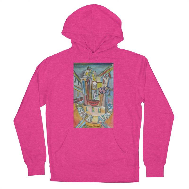 I love you Buenos Aires Women's French Terry Pullover Hoody by diegomanuel's Artist Shop