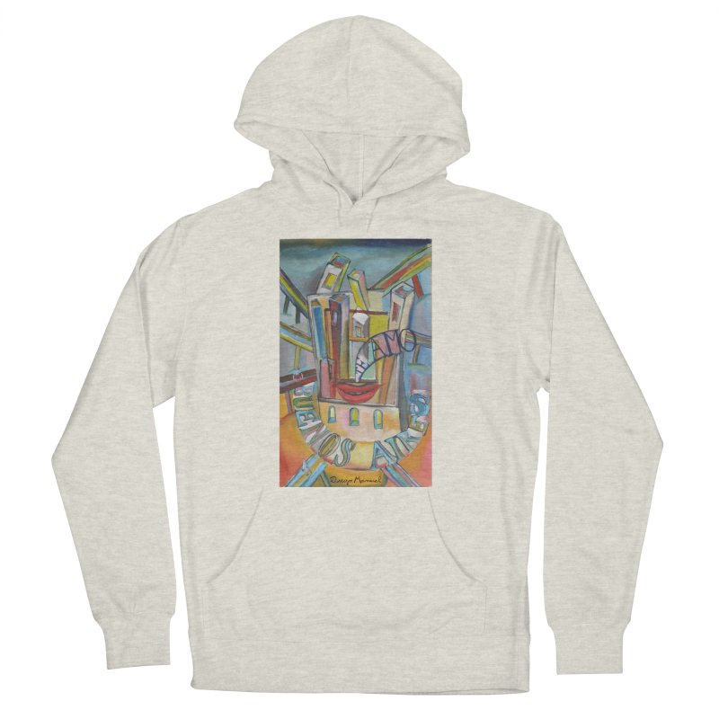 I love you Buenos Aires Men's French Terry Pullover Hoody by diegomanuel's Artist Shop