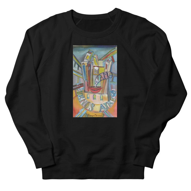 I love you Buenos Aires Women's French Terry Sweatshirt by diegomanuel's Artist Shop