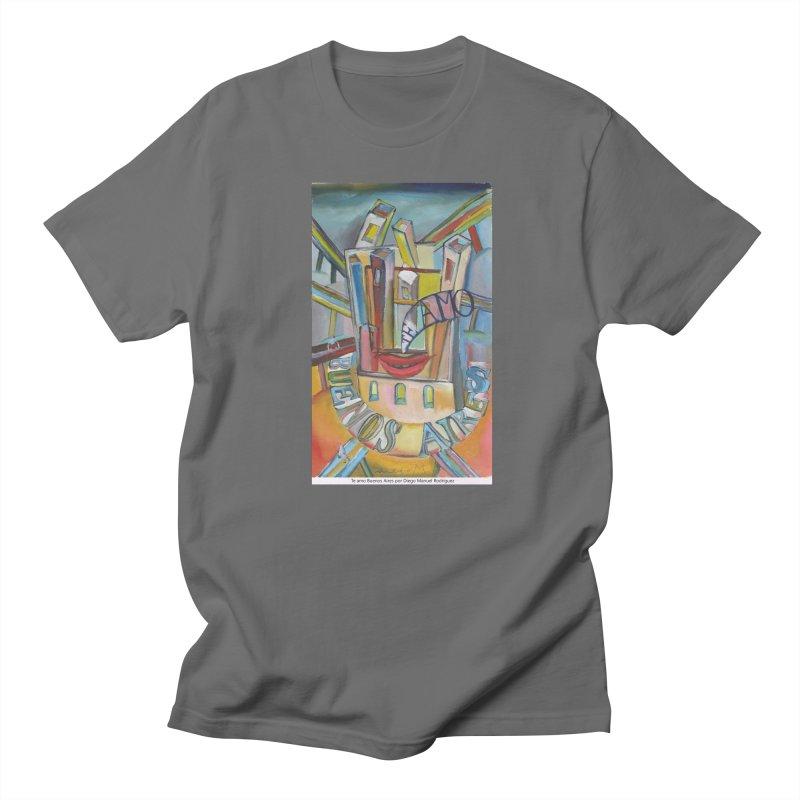 Te amo Buenos Aires Women's Unisex T-Shirt by diegomanuel's Artist Shop