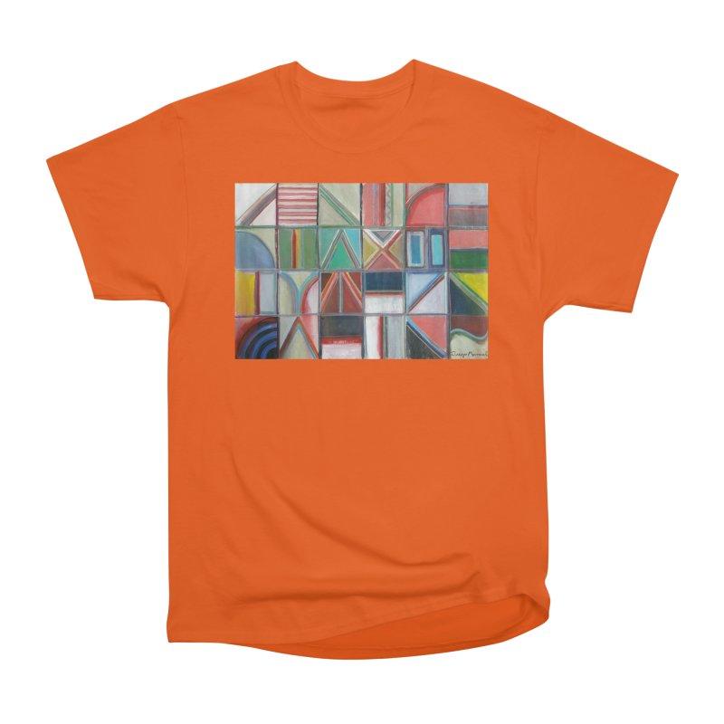 Text Men's Heavyweight T-Shirt by diegomanuel's Artist Shop