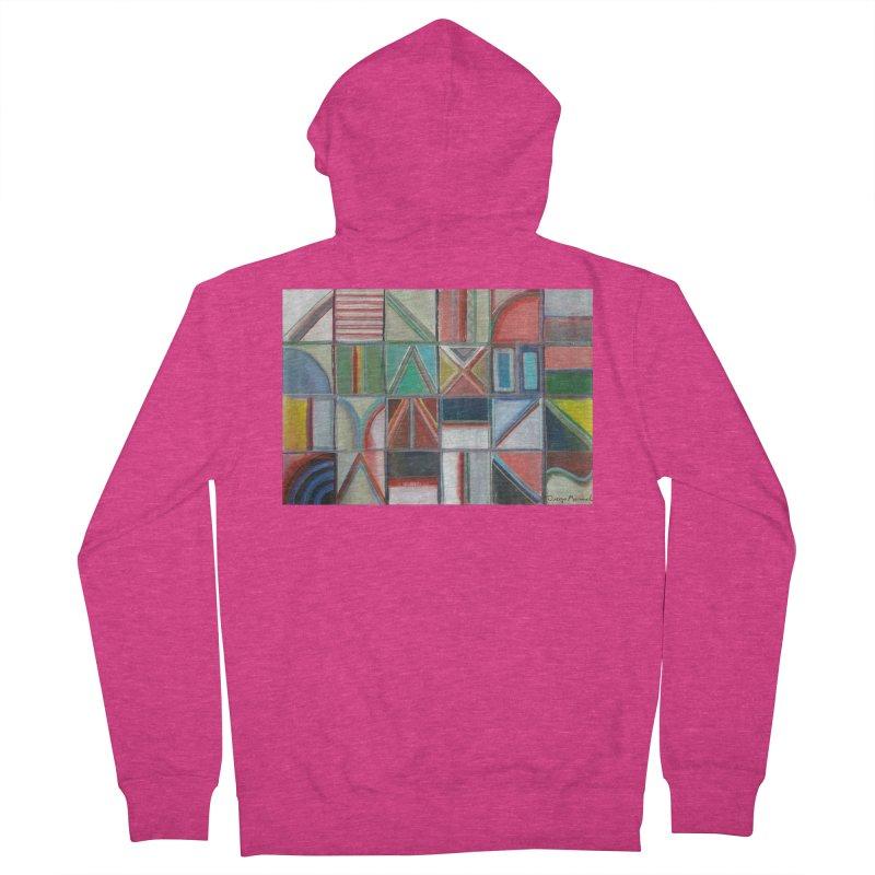 Texto Women's Zip-Up Hoody by diegomanuel's Artist Shop