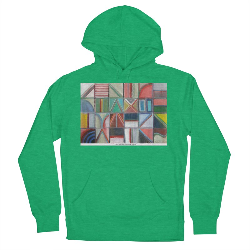 Texto Men's Pullover Hoody by diegomanuel's Artist Shop