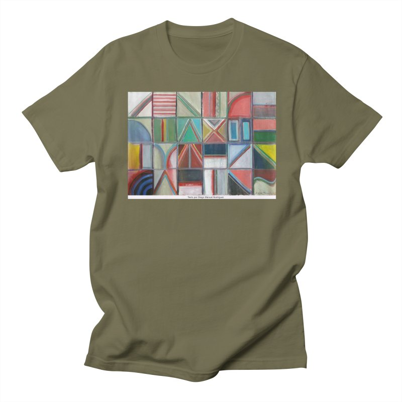 Texto Men's T-Shirt by diegomanuel's Artist Shop