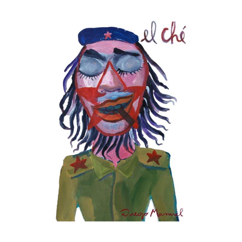 Che Guevara 3 Women's Triblend T-Shirt by diegomanuel's Artist Shop