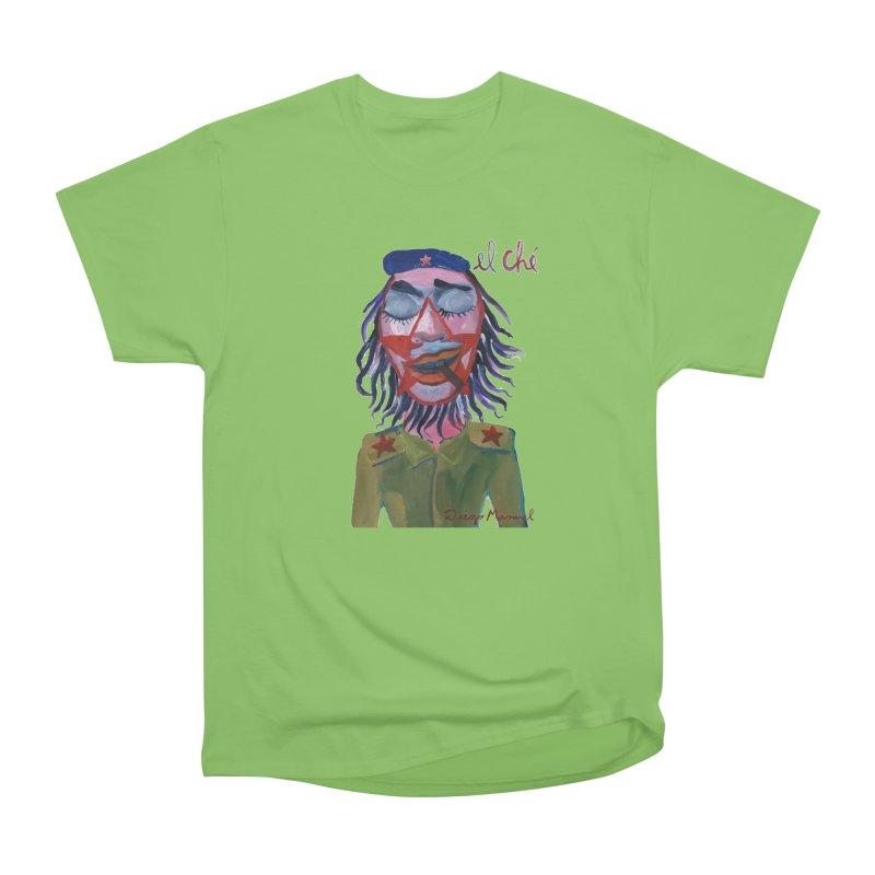 Che Guevara 3 Men's Heavyweight T-Shirt by diegomanuel's Artist Shop