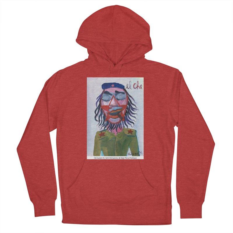 Che Guevara 3 Men's Pullover Hoody by diegomanuel's Artist Shop