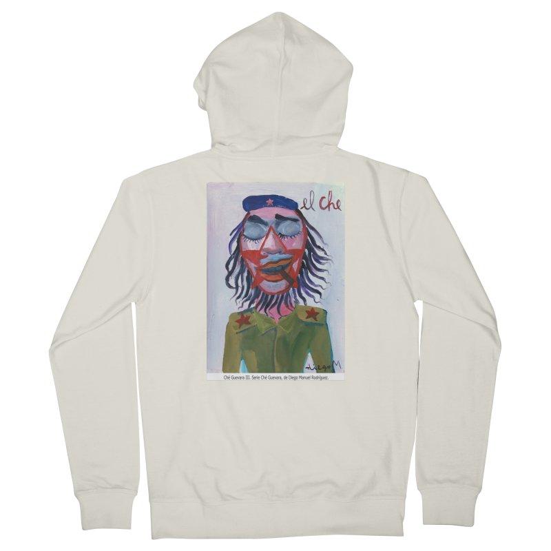 Che Guevara 3 Men's Zip-Up Hoody by diegomanuel's Artist Shop