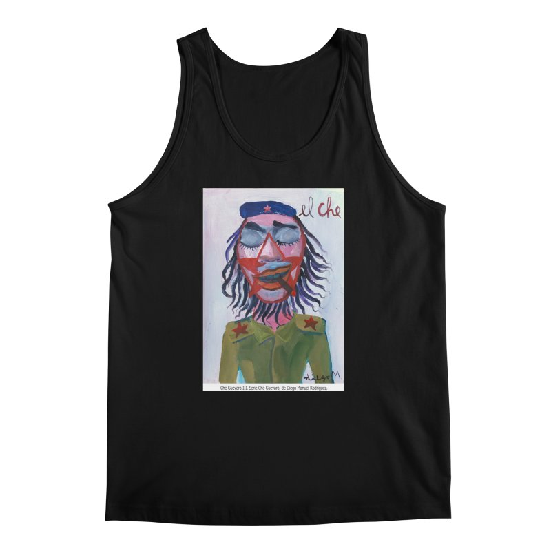 Che Guevara 3 Men's Tank by diegomanuel's Artist Shop