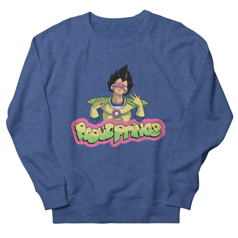 Proud Prince Men's Sweatshirt by Diego Pedauye's Artist Shop