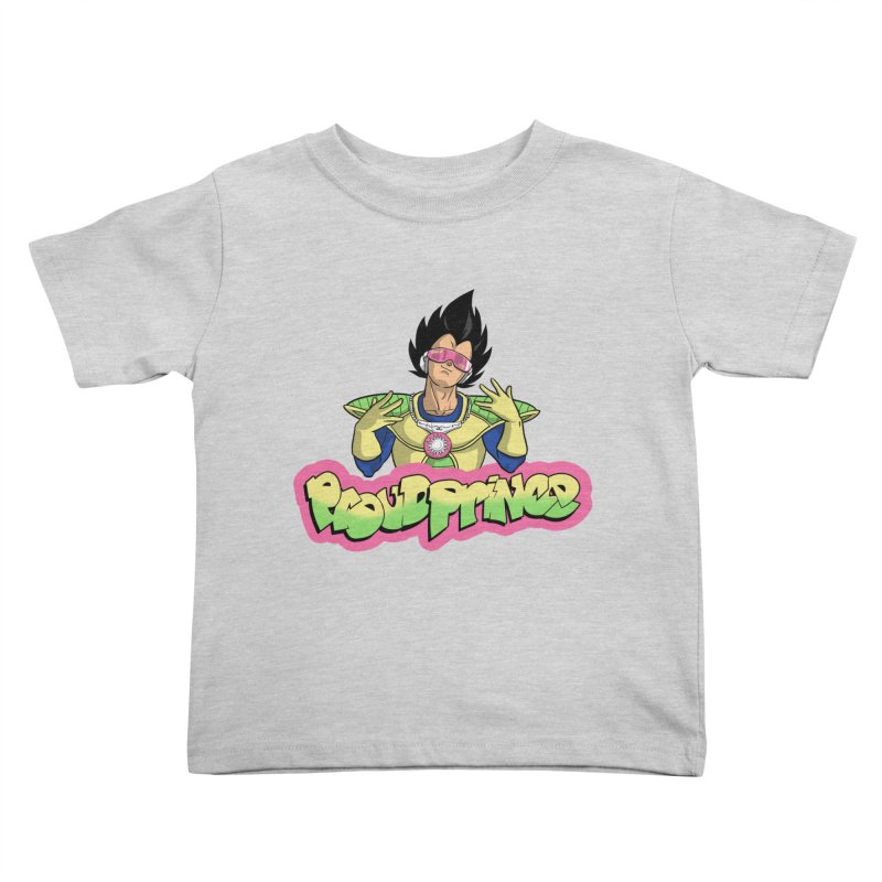 Proud Prince Kids Toddler T-Shirt by Diego Pedauye's Artist Shop