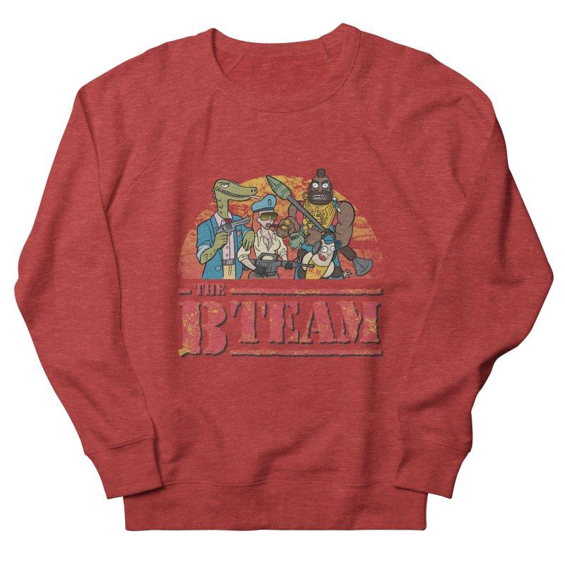 The B Team Women's Sweatshirt by Diego Pedauye's Artist Shop