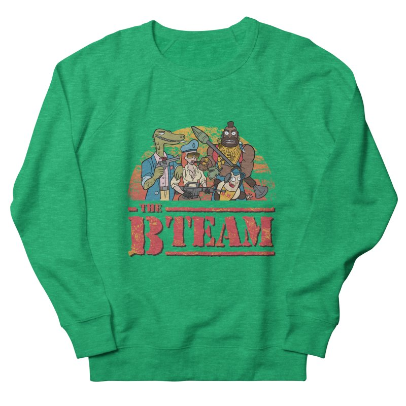 The B Team Men's Sweatshirt by Diego Pedauye's Artist Shop