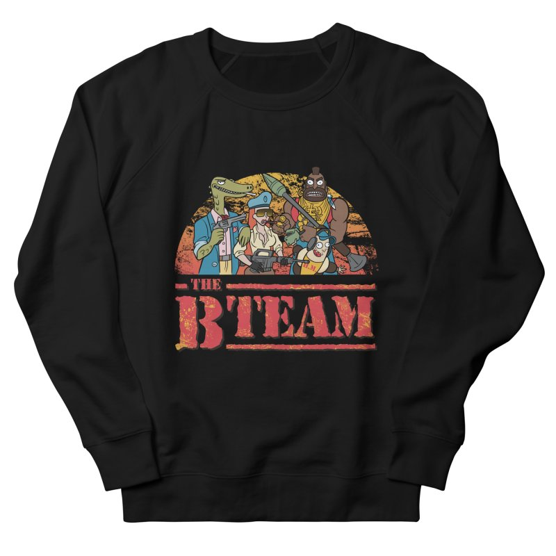 The B Team Men's Sweatshirt by Diego Pedauye's Artist Shop