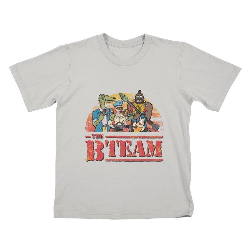 The B Team   by Diego Pedauye's Artist Shop