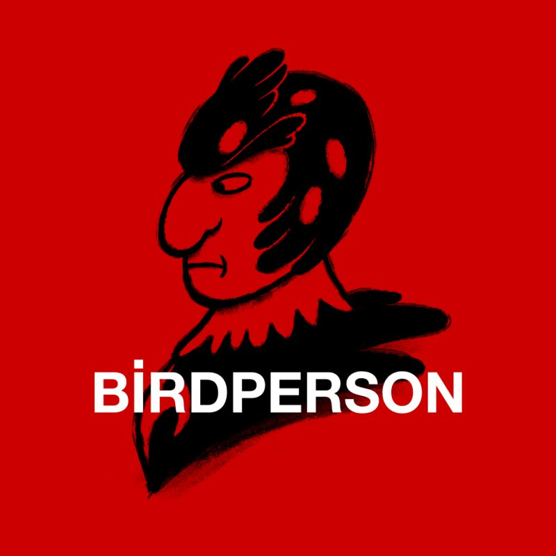 Birdperson None  by Diego Pedauye's Artist Shop