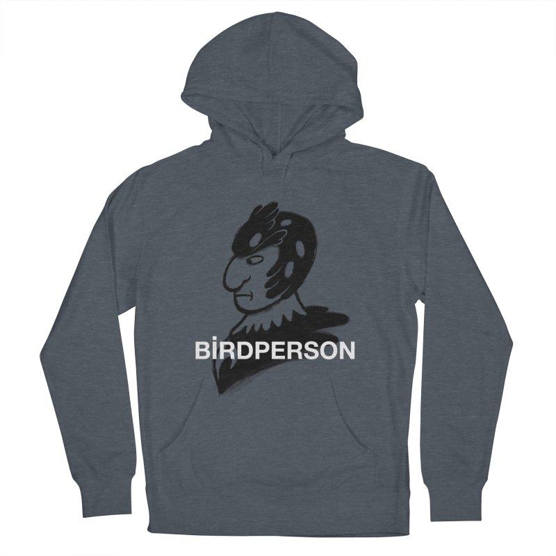 Birdperson Men's Pullover Hoody by Diego Pedauye's Artist Shop