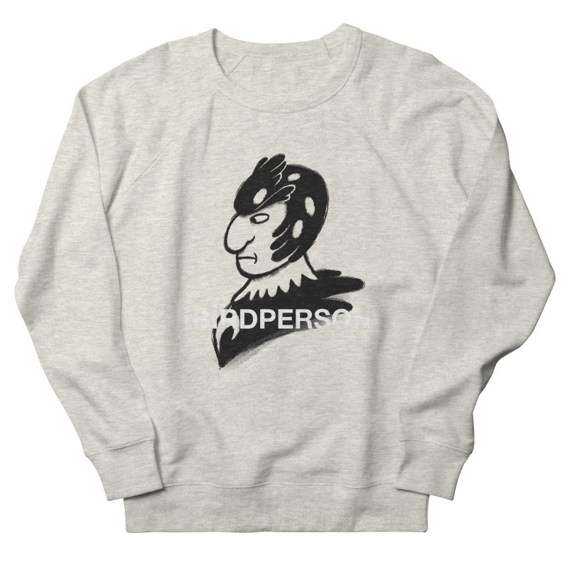 Birdperson Men's Sweatshirt by Diego Pedauye's Artist Shop