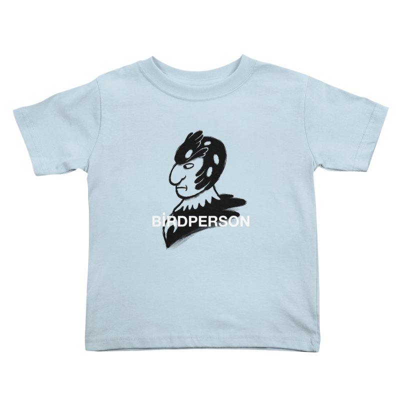 Birdperson Kids Toddler T-Shirt by Diego Pedauye's Artist Shop