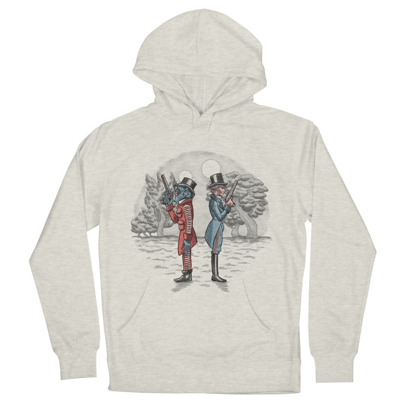 Cantina Duelists Women's Pullover Hoody by Diego Pedauye's Artist Shop