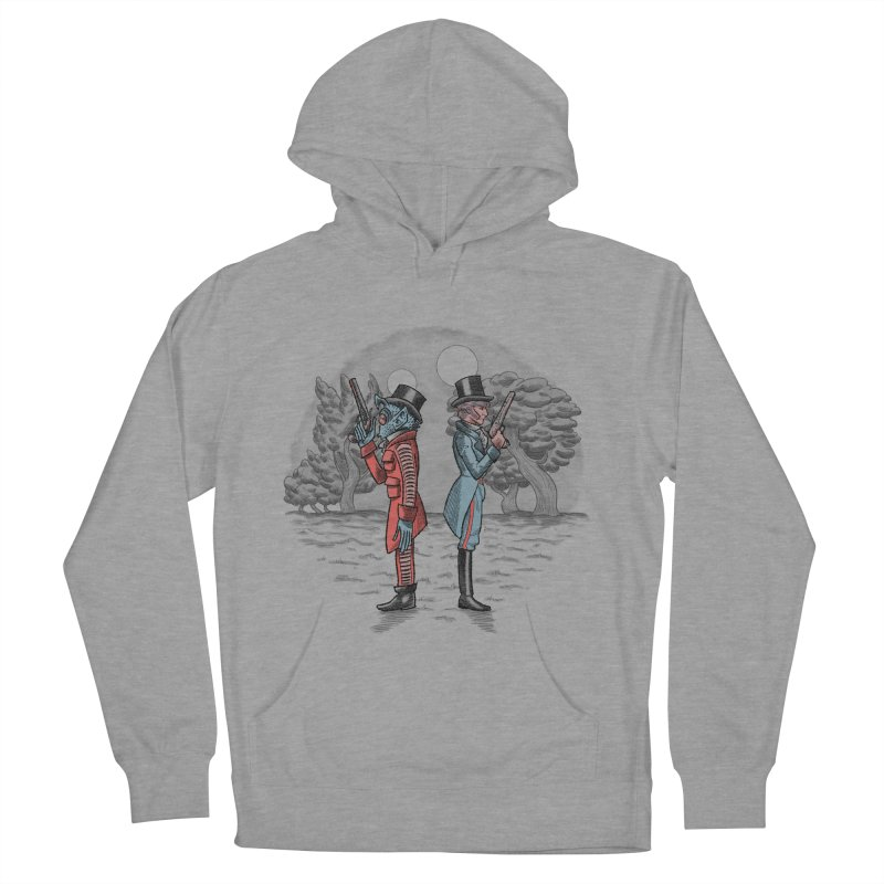 Cantina Duelists Men's Pullover Hoody by Diego Pedauye's Artist Shop