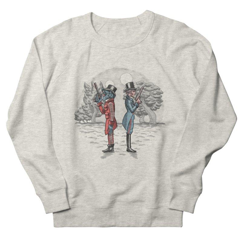 Cantina Duelists Women's Sweatshirt by Diego Pedauye's Artist Shop