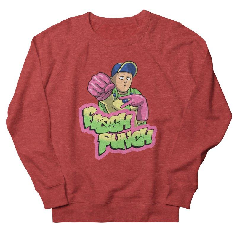 Fresh Punch Men's Sweatshirt by Diego Pedauye's Artist Shop