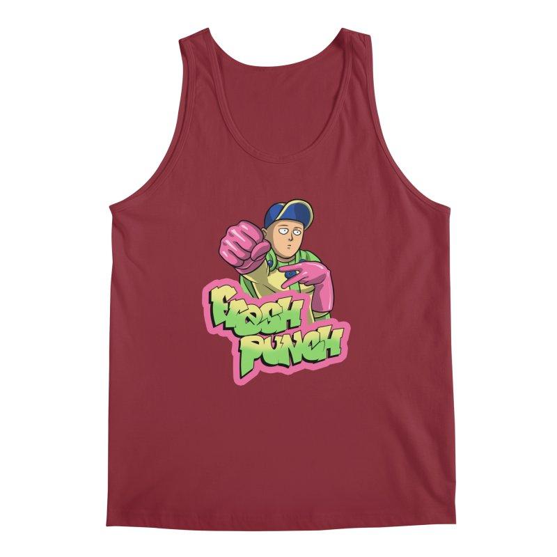 Fresh Punch Men's Tank by Diego Pedauye's Artist Shop