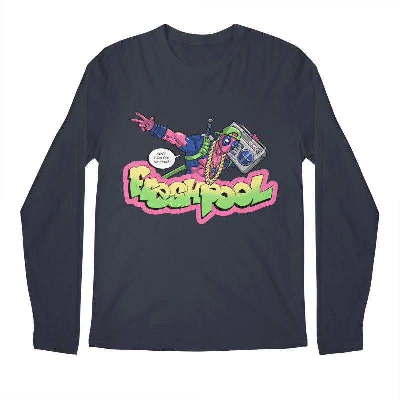 Fresh Pool Men's Longsleeve T-Shirt by Diego Pedauye's Artist Shop