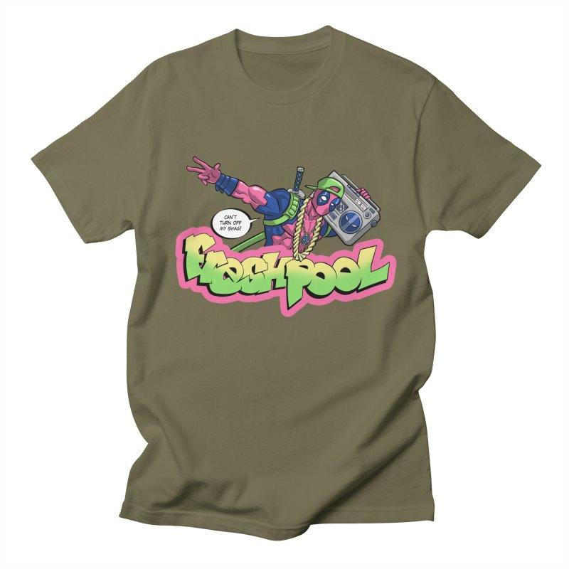 Fresh Pool Men's T-shirt by Diego Pedauye's Artist Shop