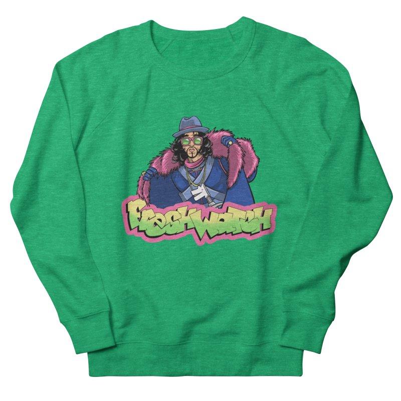 Fresh Watch Women's Sweatshirt by Diego Pedauye's Artist Shop