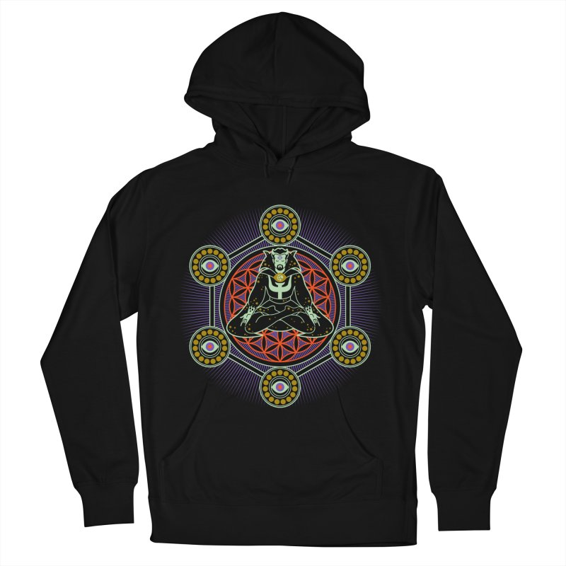 Strange Eye Men's Pullover Hoody by Diego Pedauye's Artist Shop