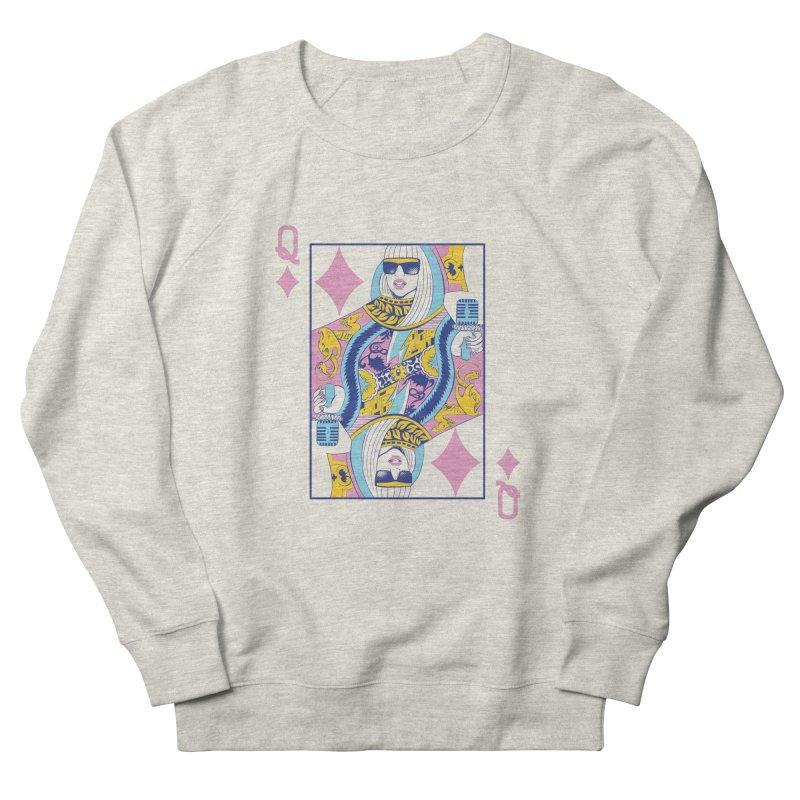 Q of Glam Women's Sweatshirt by Diego Pedauye's Artist Shop
