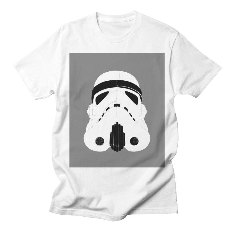 Star Wars Mask Men's T-Shirt by diegoverhagen's Artist Shop