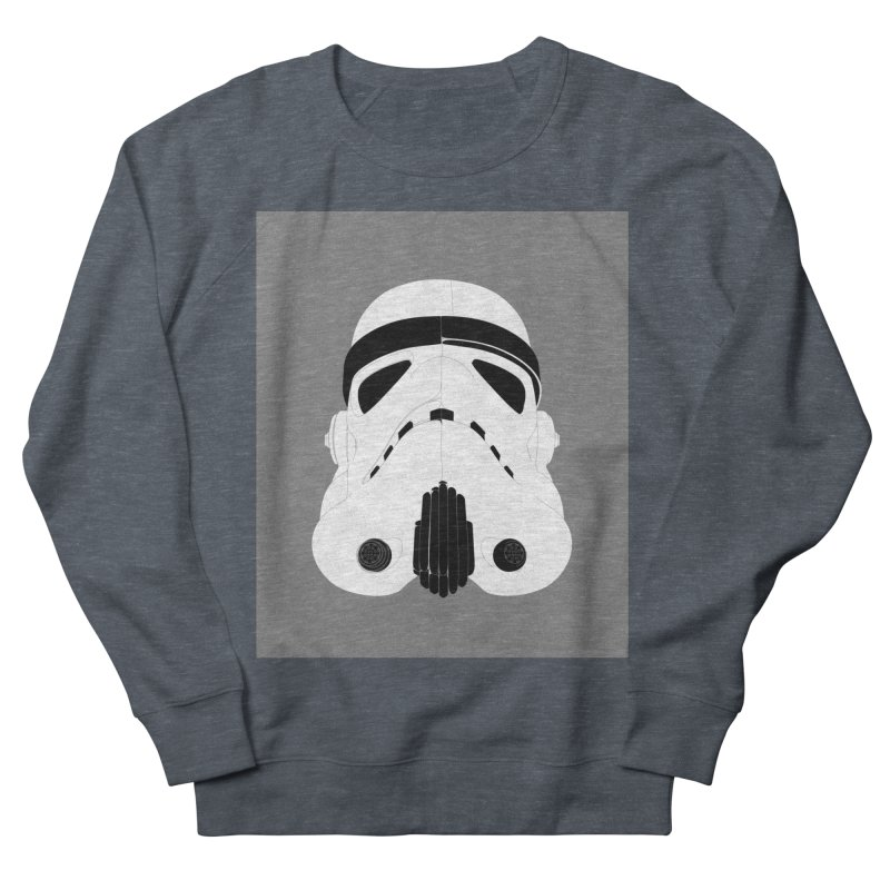 Star Wars Mask Men's Sweatshirt by diegoverhagen's Artist Shop