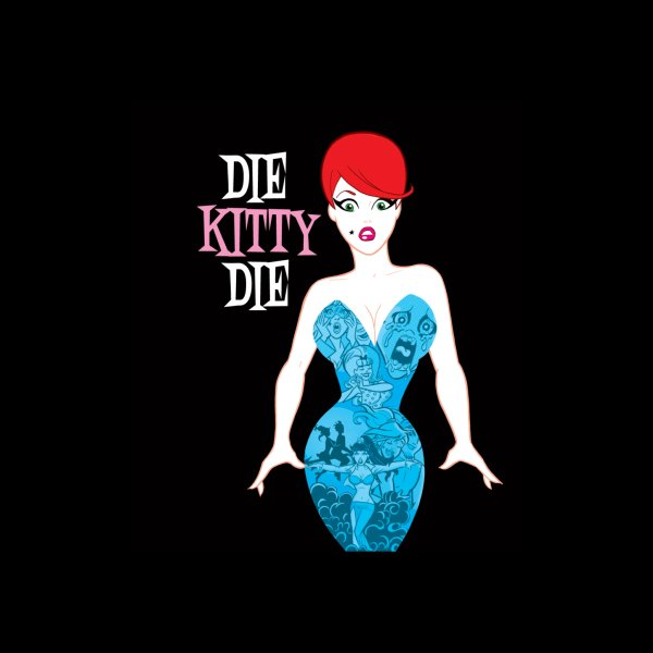 image for Blue Dress Kitty