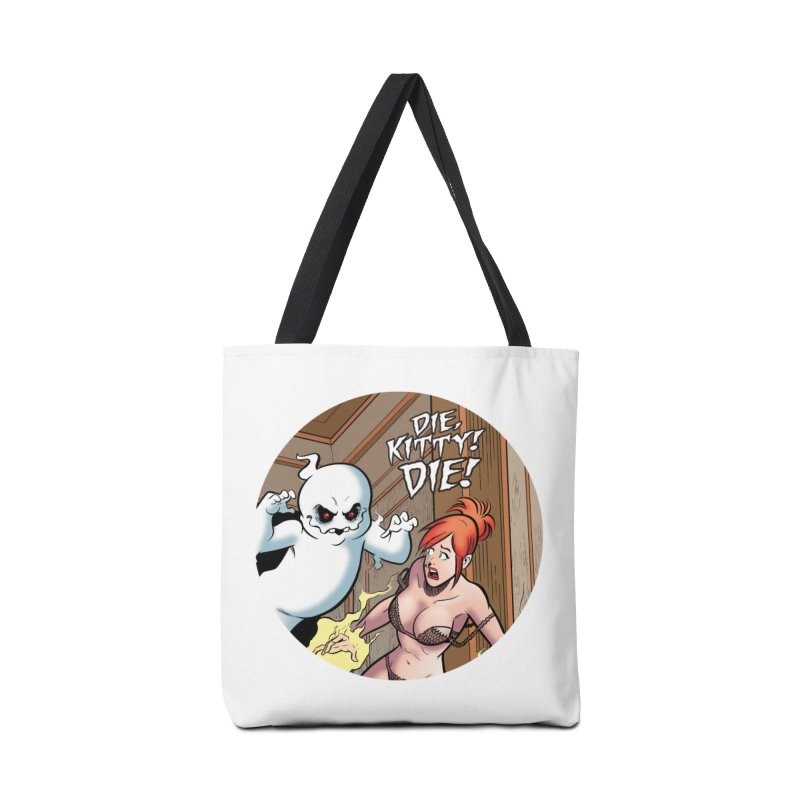 Dippy vs. Kitty! Accessories Bag by Die Kitty Die Shop