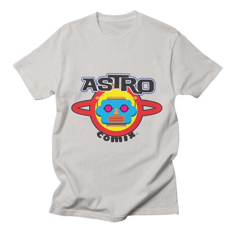 ASTROCOMIX Men's T-Shirt by Die Kitty Die Shop