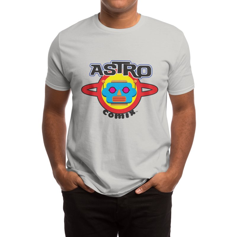 ASTROCOMIX Men's T-Shirt by Die Kitty Die Shop