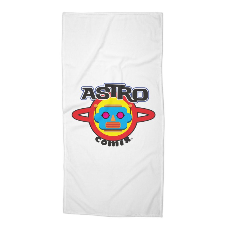 ASTROCOMIX Accessories Beach Towel by Die Kitty Die Shop