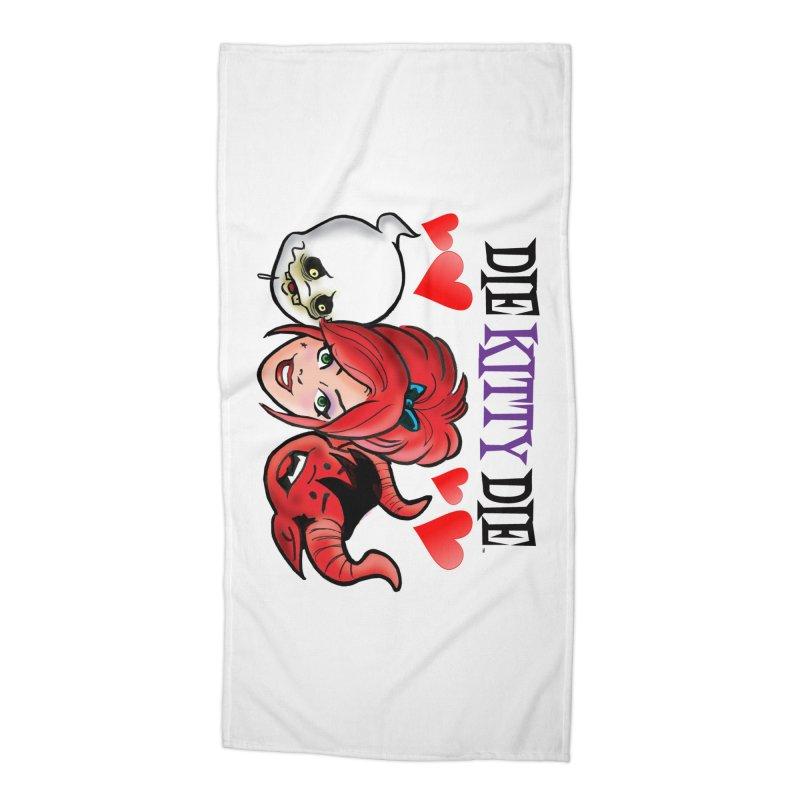 The Gang of Three! Accessories Beach Towel by Die Kitty Die Shop