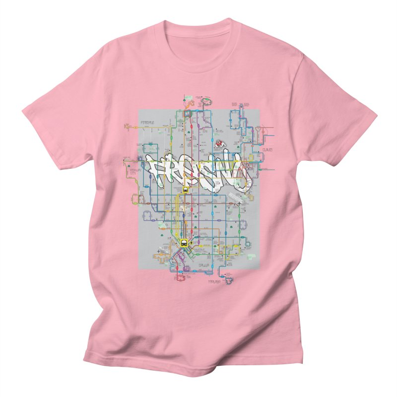 Fresno, CA Women's Unisex T-Shirt by digifab's lab