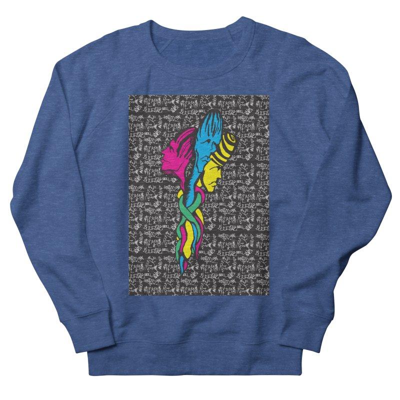 twisted Women's Sweatshirt by digifab's lab